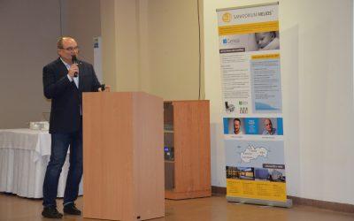 Seminar of our partner center Sanatórium Helios in Košice, Slovakia