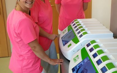 Using GERI incubators increases the success of embryo cultivation