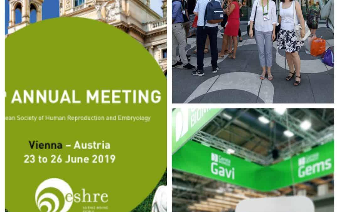 The 35th Annual Meeting of ESHRE